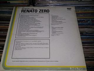 Renato Zero Incontro Lp Italiano / Kktus
