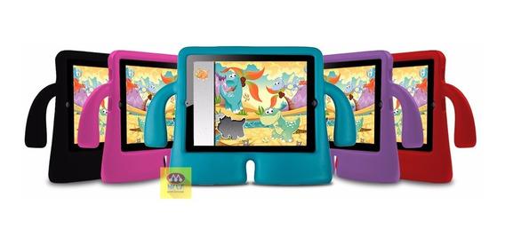 Capa Case Criança iPad Air 2 Capinha Infantil Proteção Total