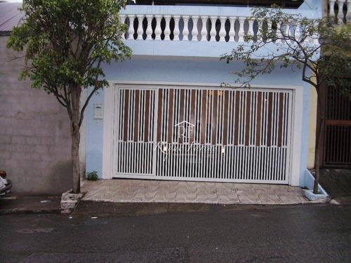 Sobrado Residencial Para Locação, Cipava, Osasco - So0557. - So0557