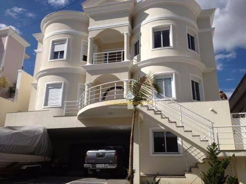 Imagem 1 de 19 de Casa À Venda, 540 M² Por R$ 3.000.000,00 - Jardim Millenium - Sorocaba/sp - Ca0593