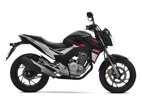 Honda Cb 250 Twister 12 Ctas $13716 Moto Roma (bene)