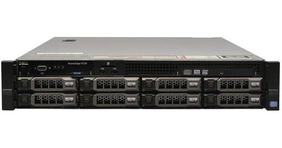 Servidor Dell Poweredge R720 2x Decacore 18tb 16gb Ram