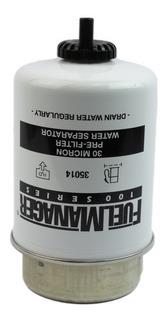 Filtro Decantador Agua Fuel Manager Mahindra Pik Up Scorpio