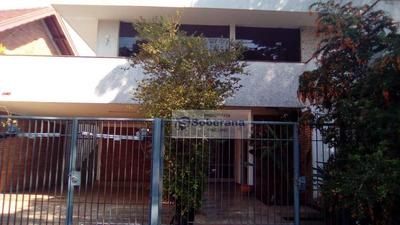 Casa Residencial Para Locação, Jardim Nossa Senhora Auxiliadora, Campinas. - Ca3108