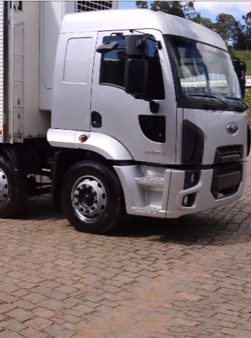 Ford Cargo 2429 Bi Truck Refrigerado ( Transfiro Divída )
