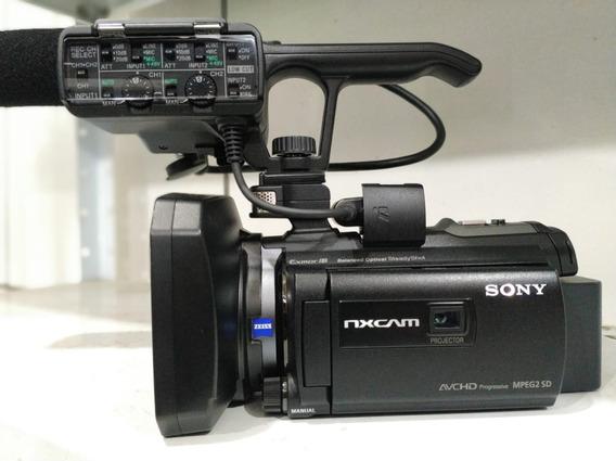 Filmadora Sony Hxr-nx30n