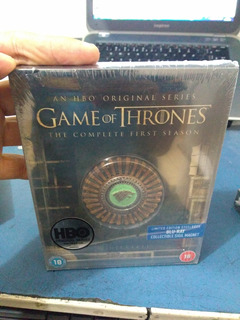 Blu-ray Game Of Thrones The Complete Fist Seanson