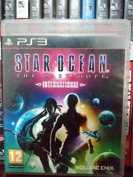 Star Ocean The Last Hope Ps3 Completo Parcelamento Sem Juros