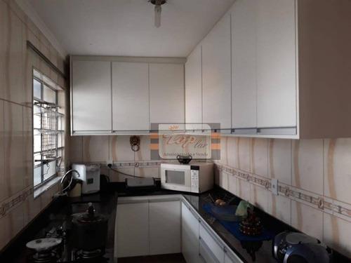 Casa Com 3 Dormitórios À Venda, 89 M² Por R$ 350.000,00 - Vila Renato (zona Norte) - São Paulo/sp - Ca0678