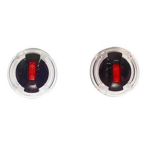 Botão De Viseira Capacete Ls2 Ff358/ff396/ff386/ff394 - Par