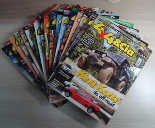 Lote Revistas 4 X 4 & Cia - Diversos Números