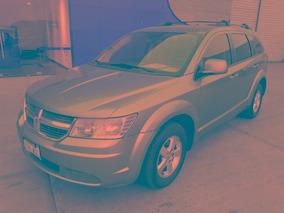 Dodge Journey Sxt 5 Pasajeros 2009