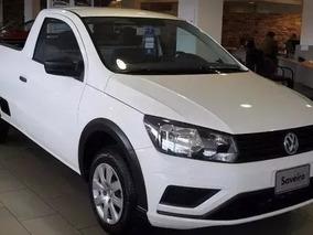 Volkswagen Saveiro 1.6 Gp Ce 101cv Safety Cab. Simple 2018 3