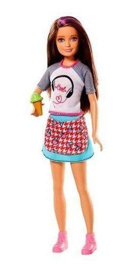Barbie Cozinhando E Criando Chef Irmã - Mattel
