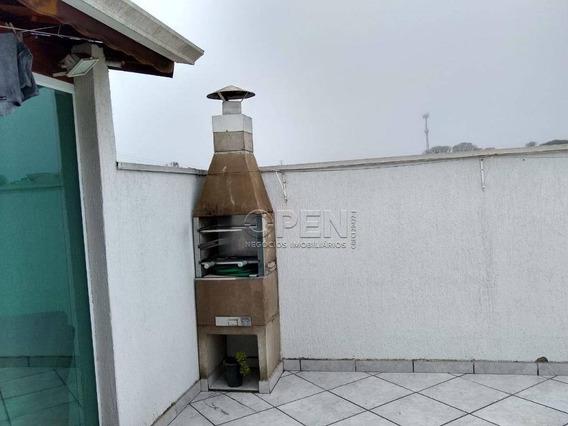 Cobertura Com 2 Dormitórios À Venda, 124 M² Por R$ 365.000,00 - Vila Helena - Santo André/sp - Co2137