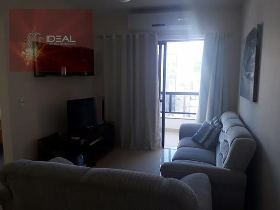 Apartamento Em Parque Turf Club - Campos Dos Goytacazes - 9259