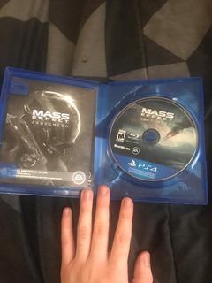 Juego Mass Effect: Andromeda Ps4 (poco Uso)