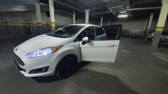 Ford Fiesta Titanium Powershift At Full Automatico
