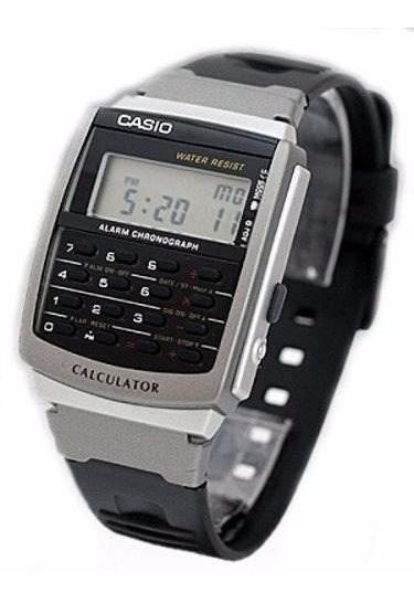 Relogio Casio Alarme Cronômetro Calculadora Ca56 Original