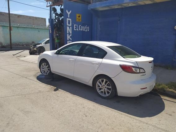Mazda 3 En Partes Desarmo Yonke Motor 2.5 2012
