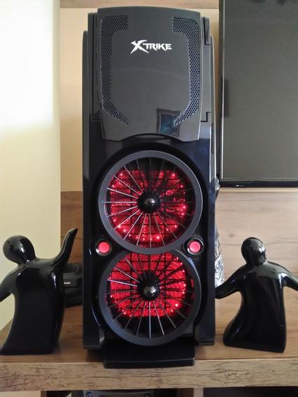 Pc Gamer - Gabinete X-trike Bi Turbo Mid Tower