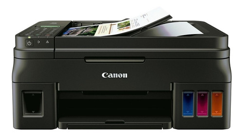 Multifuncional De Tinta Canon Pixma G4111, Imprime/escanea