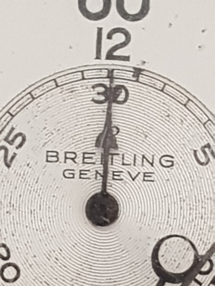 Relógio Breitling Cronografo Profissional
