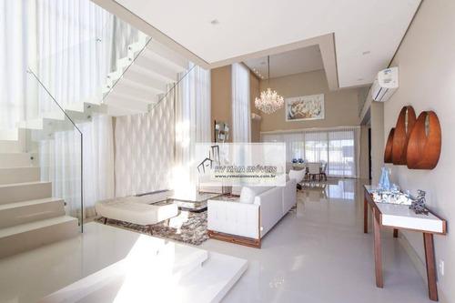 Imagem 1 de 12 de Casa Com 4 Dormitórios À Venda, 700 M² Por R$ 5.200.000,00 - Condomínio Residencial Saint Patrick - Sorocaba/sp - Ca2023