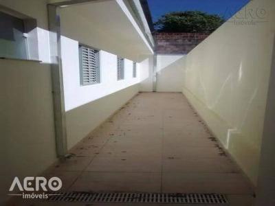 Casa Com 3 Dormitórios Para Alugar, 116 M² Por R$ 1.200/mês - Jardim Vânia Maria - Bauru/sp - Ca1350