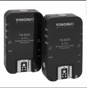 Rádio Flash Yn622c Compatível Com Canon/nikon