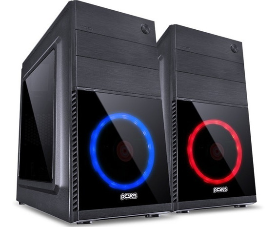 Computador Gamer I5 8gb Ssd 120gb Geforce 2gb Win 10 Pro