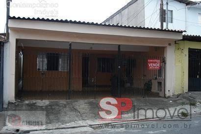 Casa Residencial À Venda, Penha, São Paulo. - Ca0187