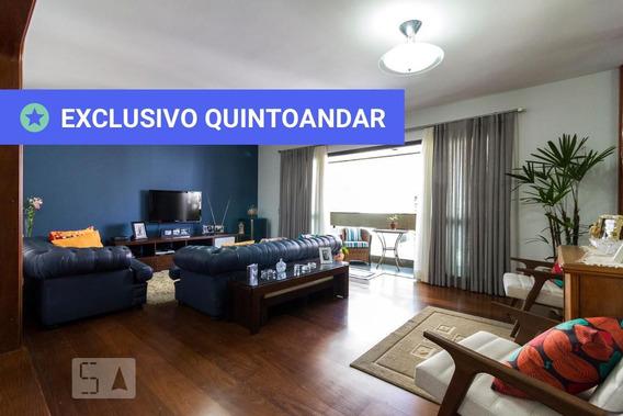 Apartamento No 6º Andar Com 3 Dormitórios E 3 Garagens - Id: 892944874 - 244874