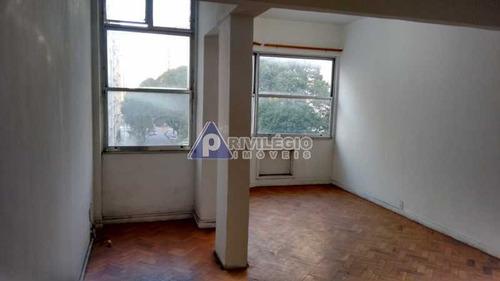 Apartamento À Venda, 2 Quartos, Copacabana - Rio De Janeiro/rj - 16767
