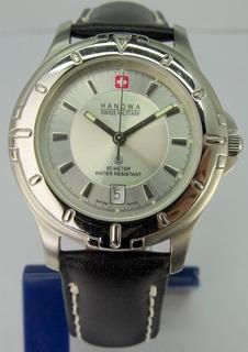 Reloj Hanowa Swiss Military Calendario Hombre Original Garan