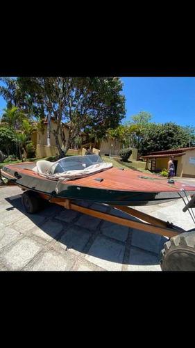 Skiboat Madeira V8