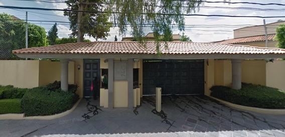 Remate Bancario Casa En Colonia Jardines Del Pedregal