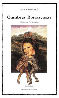 Cumbres Borrascosas, Emily Bronte, Ed. Cátedra