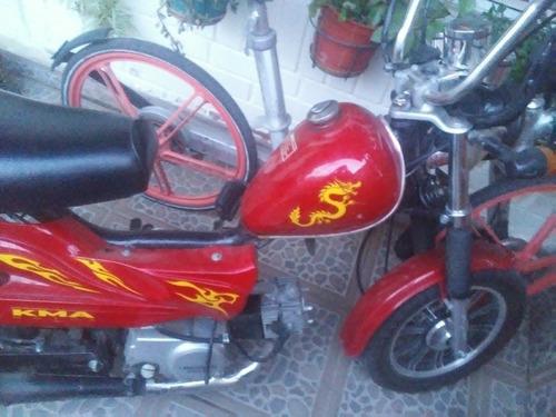 Imagen 1 de 4 de Kma Bici Moto