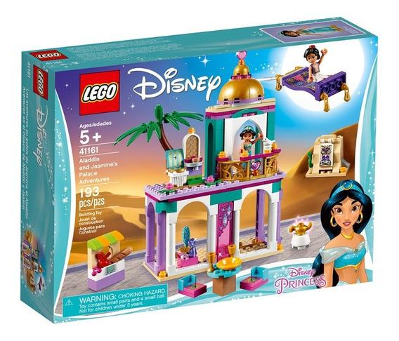 Lego Disney Princess - Aventuras En Palacio De Jasmin