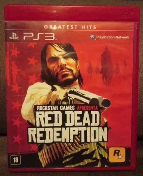 Red Dead Redemption Mídia Física