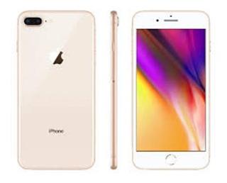 iPhone 8 Plus 128 Gb Dorado 3gb De Ram El Mas Hermoso!!!