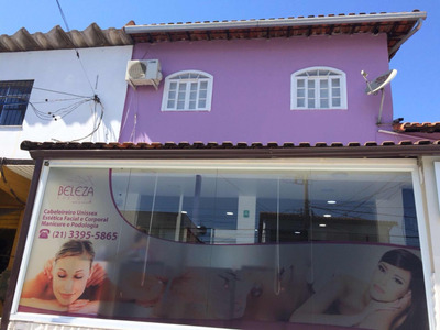 Vendo Salão De Beleza - Santa Cruz - Rj