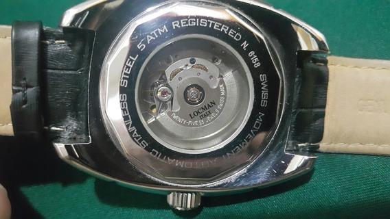 Relógio Automático Eta Swiss Locman 1970 Original