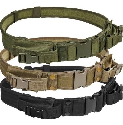 Cinturon Tactico Militar Vism- Ncstar
