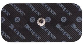 Kit Com 2 Eletrodo Compex 5x10cm Pronta Entrega Lacrado