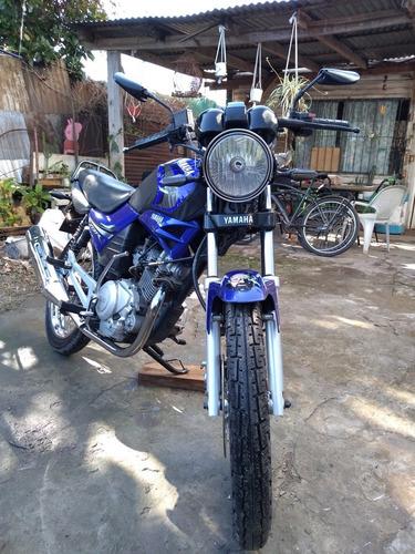 Yamaha Ybr 125 Ed Full Brasil (no Honda Cg Titan, No Fz )