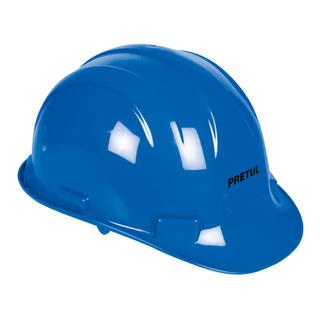 Casco De Seguridad Color Azul Pretul 25039