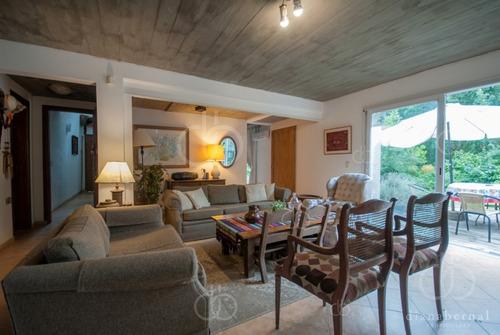 Casa De 5 Dormitorios En Suite, Rincón Del Indio, Punta Del Este- Ref: 41546
