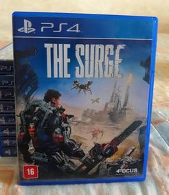 The Surge Ps4 Jogo Mídia Física Português Original
